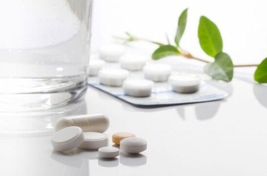 pills for the treatment of chronic prostatitis